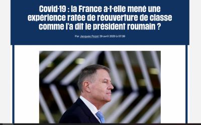 Iohannis – preşedintele fake news
