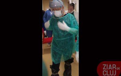 Situație critică. Peste 300 de cadre medicale din țară, infectate cu coronavirus