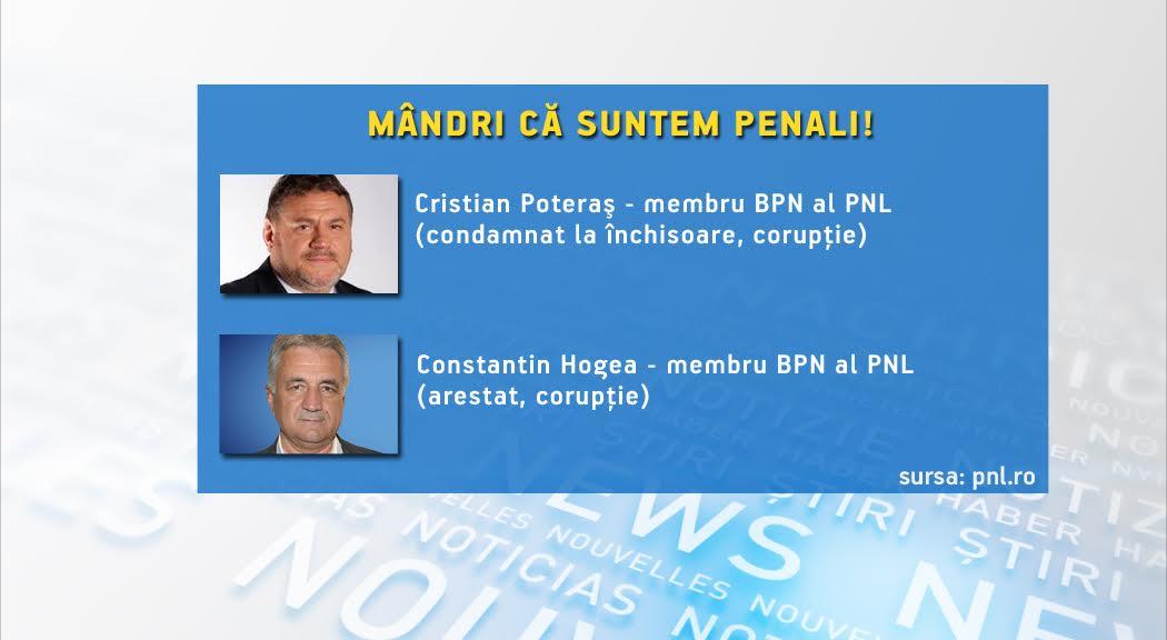 Lista incoruptibililor PNL