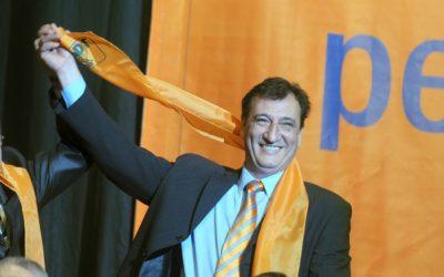 Șeful clubului de table din Giurgiu, promovat de PNL secretar general adjunct în Ministerul Economiei. În 2019, liberalii îl dădeau exemplu de incompetență într-o moțiune simplă în Parlament