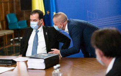 """Costel Barbu, zis """"Bitanu"""", deschide lista PNL Teleorman pentru Camera Deputaților / Barbu, unul dintre apropiații lui Orban, are două condamnări la activ: una la închisoare cu suspendare, alta pentru incompatibilitate"""