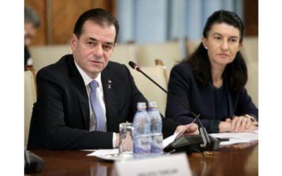 Ascensiune pe bază de familie în Guvernul Orban! În doar câteva luni, de la firmele mamei, a ajuns la Ministerul Muncii, candidat la Primărie, iar acum la Camera Deputaților!