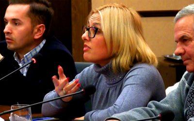 Mihaela Isciuc PNL, angajată doar în acte la primăria Făurei… și transferată pe criterii politice la ISTCR Neamț