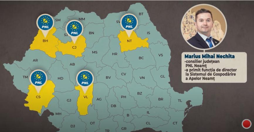 Cazul SGA Neamț sau cum a căpușat PNL Apele Române. Adevărați profesioniști înlocuiți din pix de partid